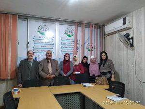 ختام فاعليات برنامج TOT إعداد المدربين بالمركز العربى للتدريب والتنمية البشرية